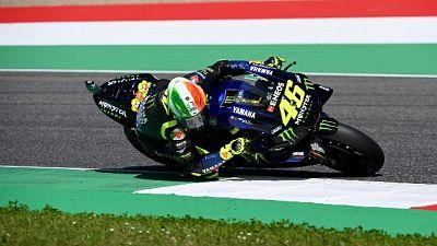 Gp Italia: Rossi, non riuscivo a guidare