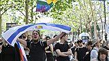Berlin: des personnalités politiques portent la kippa contre l'antisémitisme