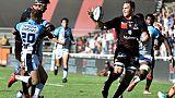 Top 14: Lyon, vainqueur de Montpellier 21-16, en demi-finales pour la 2e année de suite