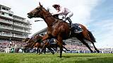 Horse racing - Anthony Van Dyck gives O'Brien seventh win in Epsom Derby