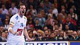 Hand: Kentin Mahé seul Français en finale avec Veszprem contre le Vardar