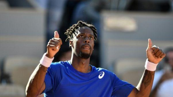 """Roland-Garros: contre Thiem, """"un gros match comme je les aime"""", prédit Monfils"""