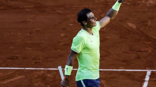Roland-Garros: Nadal et Federer à la sauce argentine