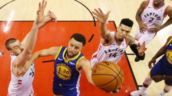 Finale NBA: Golden State garde confiance avant le match N.2