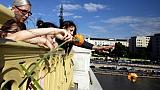 Naufrage sur le Danube: inculpation du capitaine du bateau de croisière
