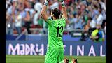 Champions: Alisson, 'grazie Dio'