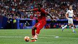 Liverpool's Origi comes up trumps again in Champions League win