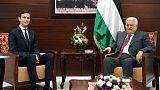 """عن كثب-الفلسطينيون يرون في """"صفقة القرن"""" الأمريكية نهاية حلم الدولة المستقلة"""