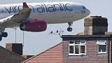 Airbus close to deal to sell A330neo to Virgin Atlantic - sources