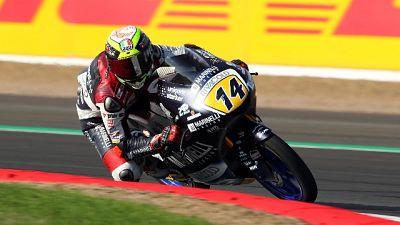 Moto: Italia, Moto3, vince Arbolino,