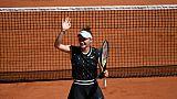 Roland-Garros: premier quart pour la jeune Vondrousova