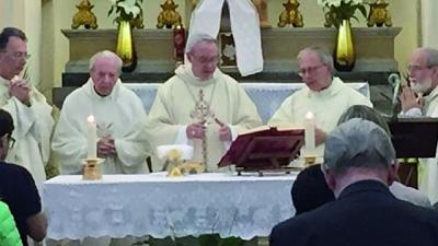 Don Probo ha 100 anni, prete e padre