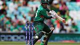 Record partnership spurs Bangladesh to score their highest ODI total