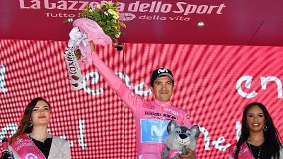 """Giro: Carapaz """"ancora non ci credo"""""""