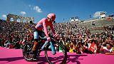 L'Equatorien Richard Carapaz remporte le Tour d'Italie le 2 juin 2019