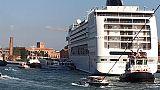Mit,presto stop navi a Giudecca,S. Marco