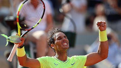 Roland Garros: Nadal ai quarti