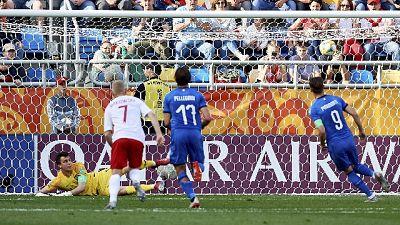 Mondiali U.20,1-0 a Polonia,Italia a 4/i