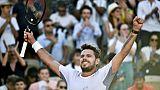 Roland-Garros: Wawrinka rejoint Federer en quarts après 5h de combat contre Tsitsipas