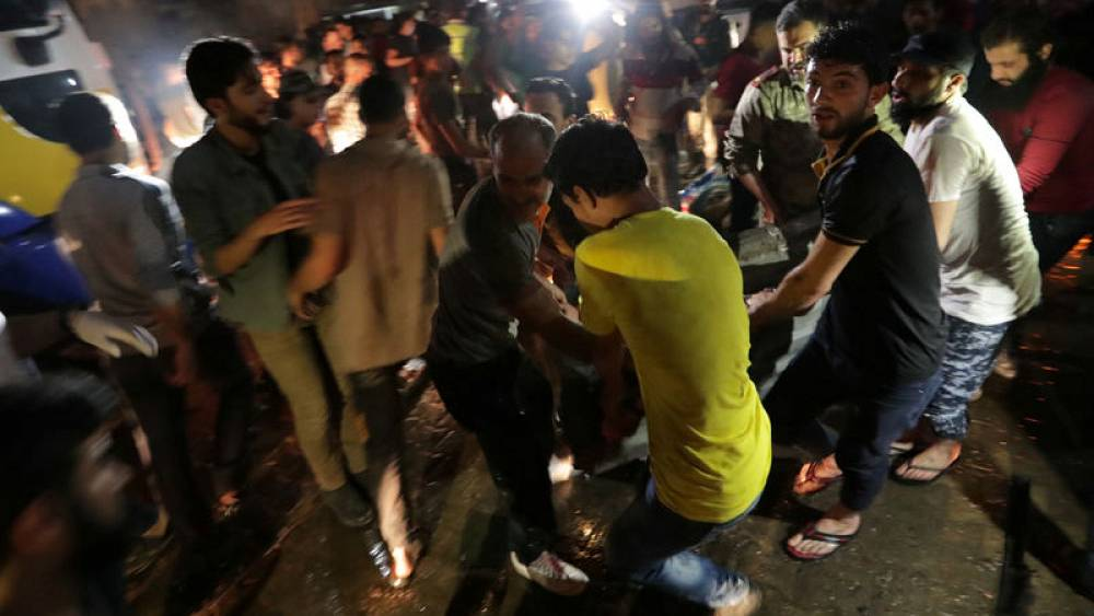 مقتل عشرة أشخاص في انفجار سيارة بشمال سوريا   Euronews