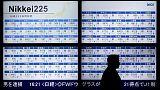 نيكي يهبط 1.33% في بداية التعامل بطوكيو