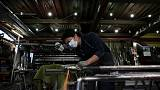 Japan's manufacturing activity shrinks in May, heightens economic strain - PMI