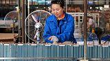 China May factory activity shows recovery still patchy - Caixin PMI