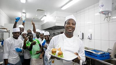 Chef Elijah Amoo Addo confirmed to address about How Food Can Foster Stronger Relations Between Europe and Africa