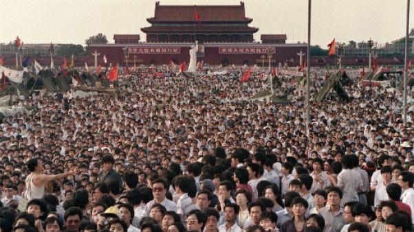 "Tiananmen a ""immunisé la Chine"" contre l'agitation, selon la presse officielle"