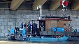 Rescuers recover body from wrecked Hungarian tourist boat