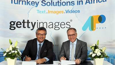 Getty Images and APO Group announce strategic partnership to provide innovative and integrated text, photo and video services to companies operating in Africa and the Middle East