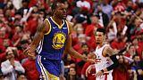 Finale NBA: Golden State se retrouve et foudroie Toronto