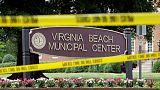 Police search for reason for Virginia Beach mass shooting