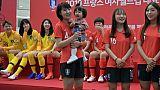 Mondial-2019: Hwang Bo-ram, avocate de la défense des mères