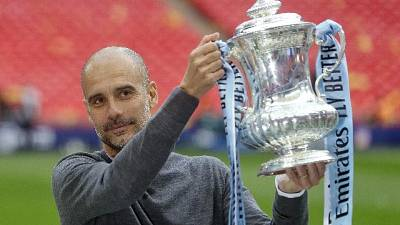 Guardiola,con il City ripartiamo da zero