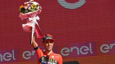Giro: Chiappucci, bravo Nibali