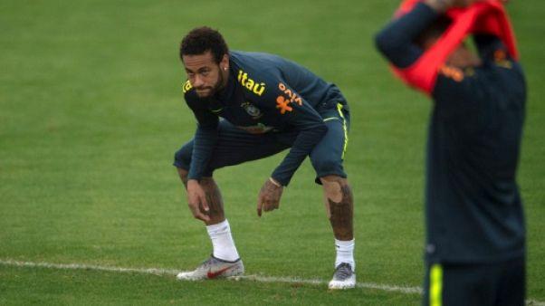 Neymar, une année hors-jeu