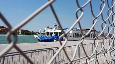 Incidente nave: Msc ancora a Venezia