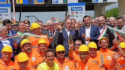 Pedemontana:Salvini,è risposta a mercati