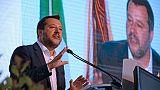 Ue:Salvini,spesa guardi a disoccupazione