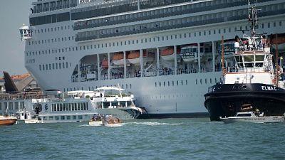 Incidente nave: Procura Venezia indaga