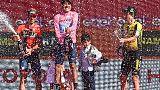 Giro: Nibali, niente polemica con Roglic