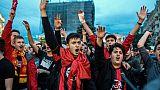 Macédoine du nord: débordements racistes après le sacre du Vardar en hand