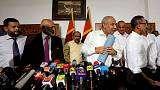 Sri Lanka Muslim officials quit in solidarity with minister accused of Islamist ties