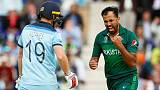 Pakistan triumph as England fall short in huge run chase