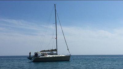 Sbarco in Calabria, soccorsi 30 migranti