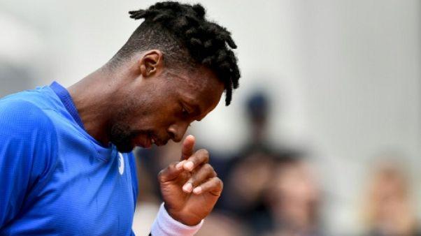 Roland-Garros: Monfils écrasé par Thiem en 8e, plus aucun Français en lice