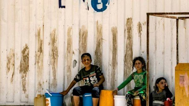 Syrie: des centaines de femmes et enfants du camp d'Al-Hol rentrent chez eux