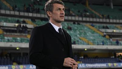 Maldini dt Milan, si procede con calma