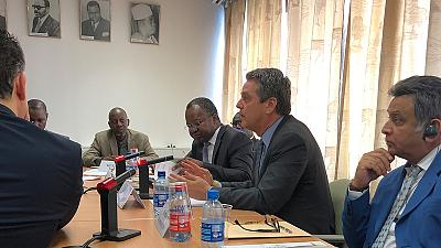 Director-General Azevêdo pledges support for Africa's continued economic integration